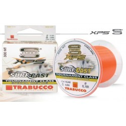 FILO DA PESCA TRABUCCO S-FORCE XPS SURF CAST 300MT DIAM 0,255 0,228 MM ( COD. 053-47-220 053-47-250 )