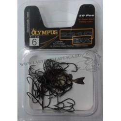 BOX 50 AMI OLYMPUS 221/C BLACK MIS 10 - 8 - 6