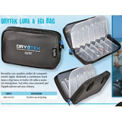 BORSA PORTA ARTIFICIALI RAPTURE DRYTEK LURE & EGI BAG ( 048-54-070 )