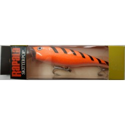 ESCA ARTIFICIALE RAPALA SKITTER POP SALTWATER 12 TOP WATER POPPER 12CM 40G ( RAPSSP12 )