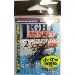 ASSIST HOOK DECOY DJ-90 LIGHT ASSIST SIZE 2