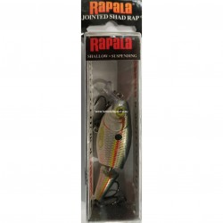 RAPALA JOINTED SHALLOW SHAD RAP 5CM 7G JSSR05