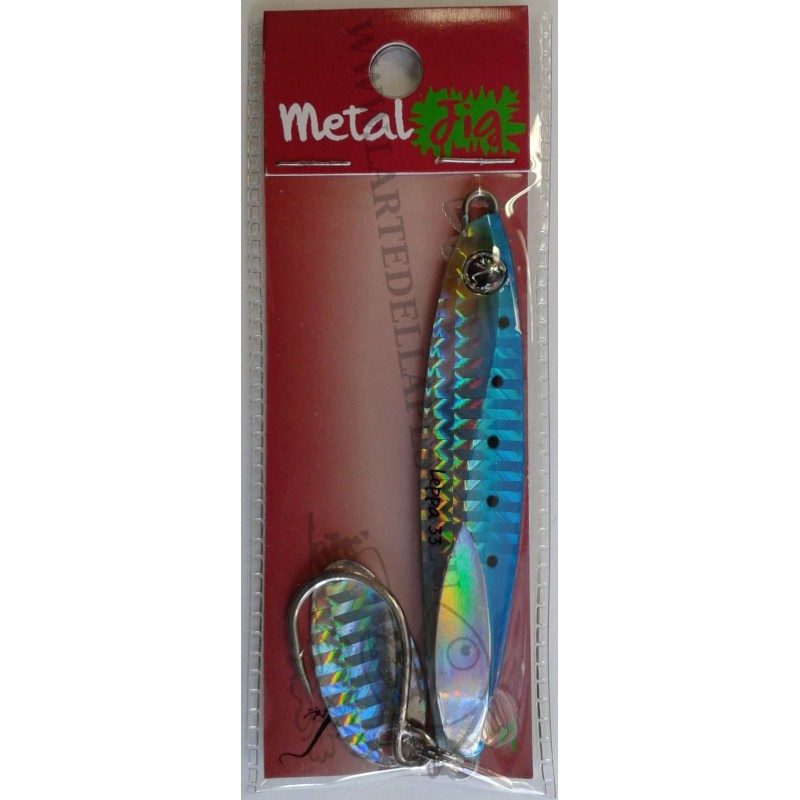 ARTIFICIALE SEASPIN LEPPA22 75mm 22g COLORE PCR JIG TOP WATER