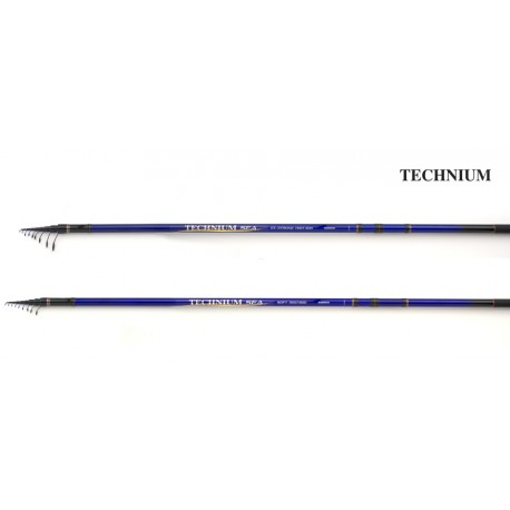 CANNA DA PESCA BOLOGNESE TELESCOPICA SHIMANO TECHNIUM TELE SEA STRONG ( COD. TECSHTEGT60 - TECSHTEGT70 )