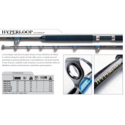 CANNA DA PESCA SHIMANO TRAINA HYPERLOOP AX STAND UP ( COD.  HPAXSTP1620 )