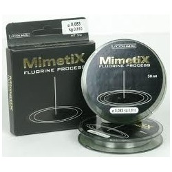 NYLON COLMIC MIMETIX 50MT DIAM. 0,083 - 0,103 - 0,110 - 0,123 - 0,138 - 0,148 - 0,158 - 0,17 - 0,19 MM