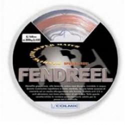 MONOFILO COLMIC FENDREEL 300MT DIAM 0,148 - 0,168 - 0,185 - 0,205 - 0,225 - 0,25 - 0,30 - 0,35 - 0,40 MM ( COD. NYFE6 )