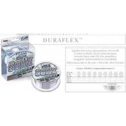 MONOFILO SUFIX DURAFLEX CLEAR 150 MT DIAM. 0,12 - 0,14 - 0,16 - 0,18 - 0,20 - 0,22 - 0,25 - 0,30 - 0,35 - 0,40 MM ( SUFDURA )