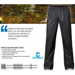 PANTALONE SHIMANO DRYSHIELD BASIC NERO SIZE XL ( COD. RA02PMXLBK )